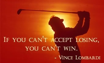 accept losing to Win